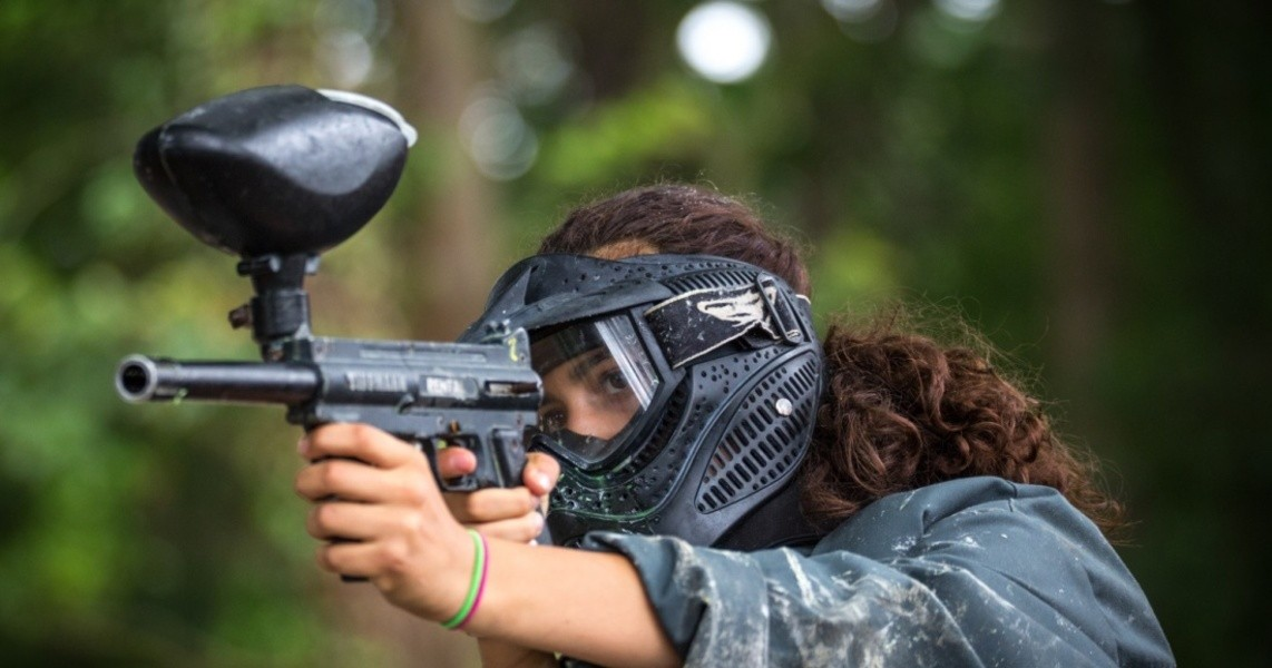 Breve historia del Paintball