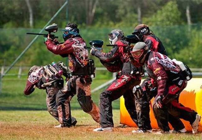 Paintball en llanes